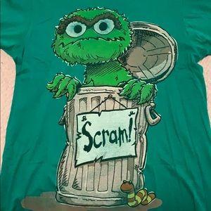 Shirts - Oscar the Grouch T-shirt
